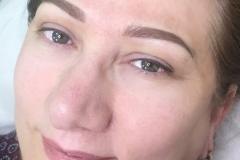 перманентный макияж глаз +и губ