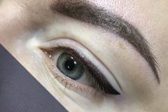 Перманентный макияж в москве Альбина Савельева