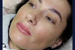 Перманентный макияж бровей в москве