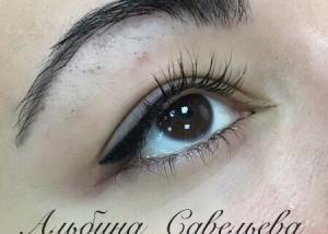 татуаж глаз, татуаж век, татуаж глаз стрелки фото, татуаж стрелки, татуаж глаз фото, перманентный макияж век